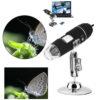 Microscope Camera, 1000X Zoom 1080p Microscope Camera