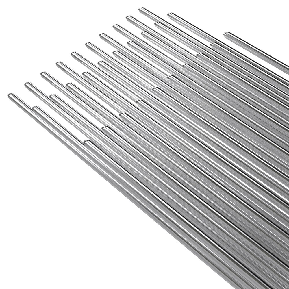 US 2mm Welding Rods Low Temperature Aluminum Wire Brazing for Argon Arc Welding