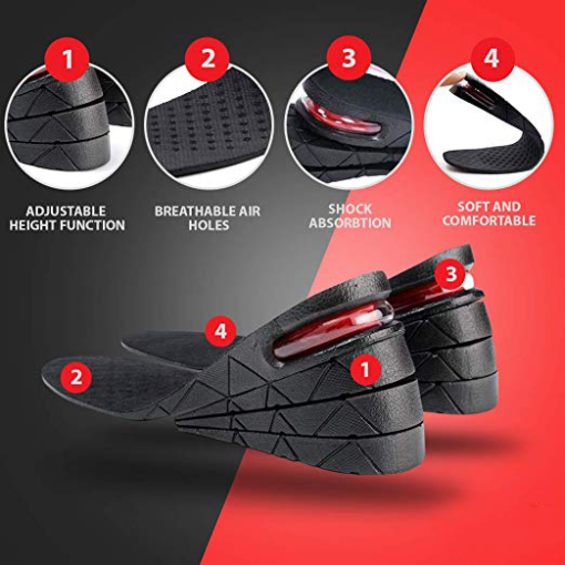 Ultimate Height Boosting Insoles, Ultimate Height Boosting Insoles