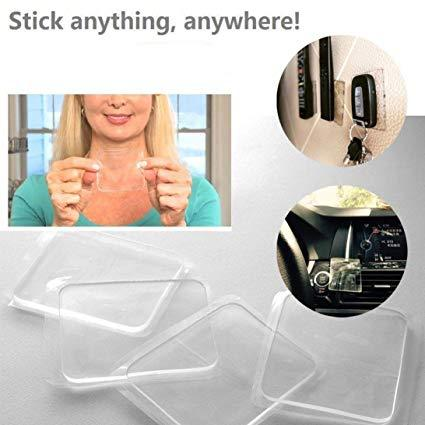 Gripping Pad, Amazing Super Sticky Gripping Pad – 5pcs or 10pcs