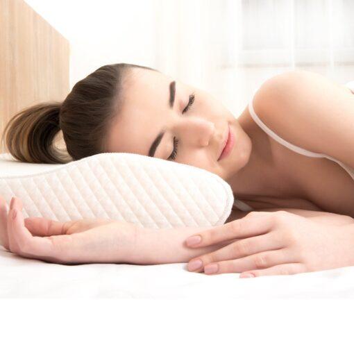 Contoured Cervical Orthopedic Pillow, Contoured Cervical Orthopedic Pillow