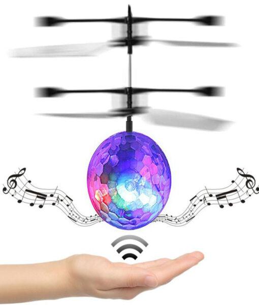 Disco Drone, Disco Drone