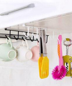 Under-Cabinet Hanger Rack, Under-Cabinet Hanger Rack