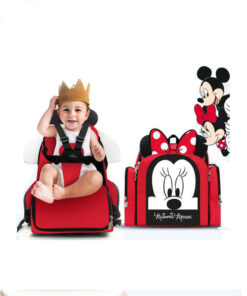 Disney Multi-functional Mummy Bag, Disney Multi-functional Mummy Bag