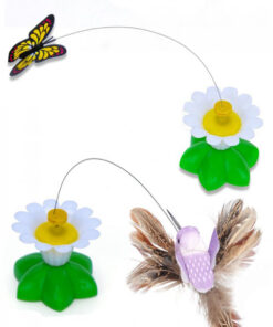 Butterfly & Bird Toy, Butterfly & Bird Toy for Cats