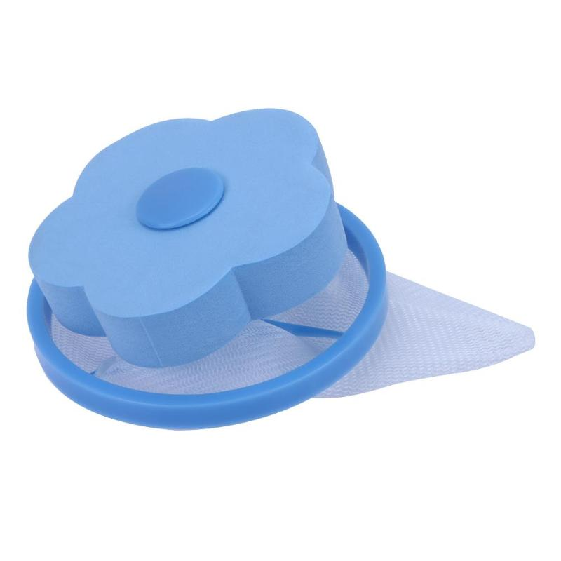 Laundry Lint Pet Hair Remover Catcher Floating