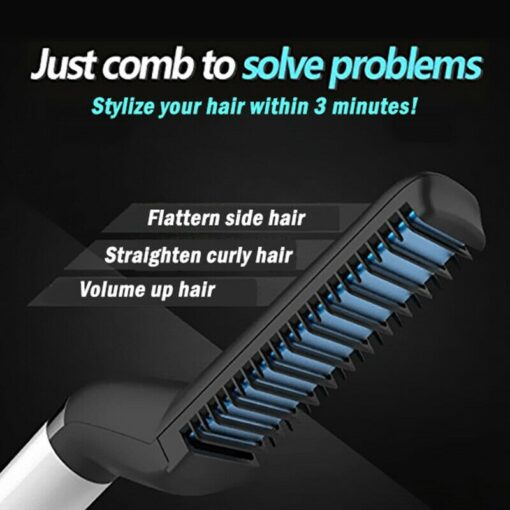 Beard Straightening Comb, Beard Straightening Comb