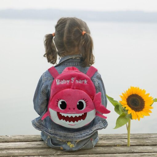 Baby Shark Backpack, Baby Shark Backpack