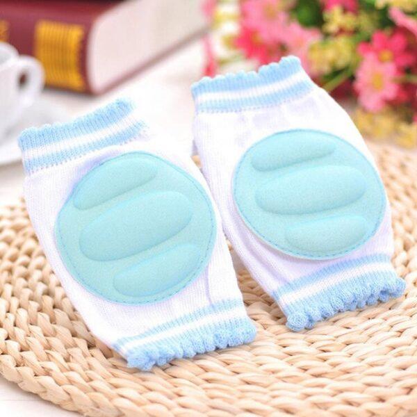 1 Pair baby knee pad kids safety crawling elbow cushion infant toddlers baby leg warmer knee 16.jpg 640x640 16
