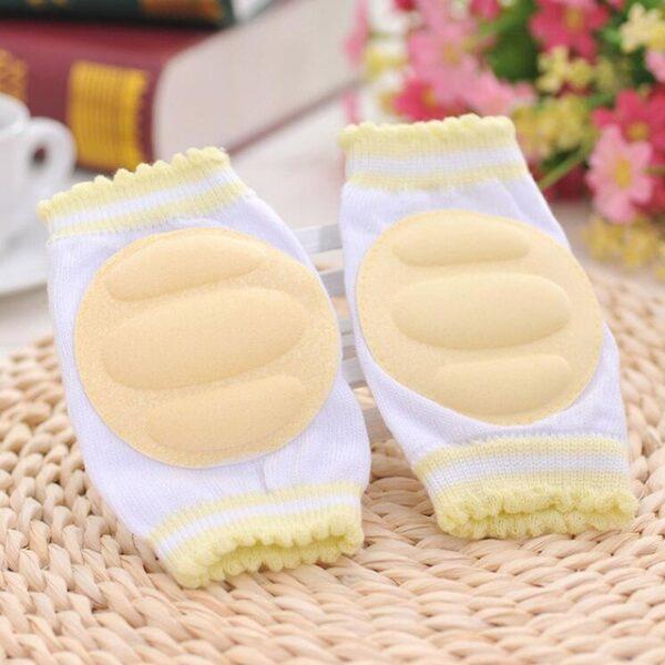 1 Pair baby knee pad kids safety crawling elbow cushion infant toddlers baby leg warmer knee 21.jpg 640x640 21