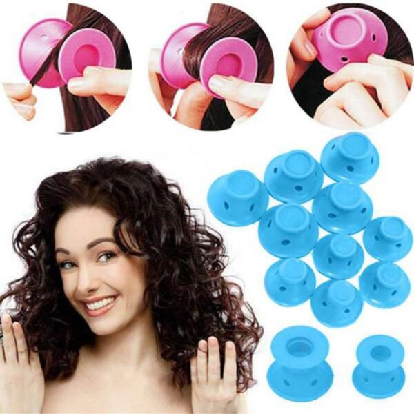 10pcs set Soft Rubber Magic Hair Care Rollers Silicone Hair Curler No Heat Hair Styling Tool 768x768 1