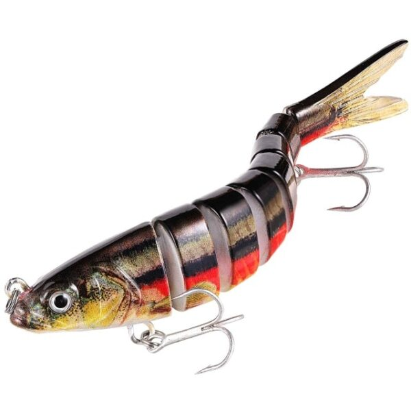13cm 26g Multi Jointed Fishing Lures Pike Lure Sinking Wobblers Swimbait Hard Lure Fishing Tackle For 2.jpg 640x640 2