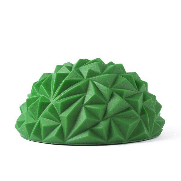 1pcs Children s Sense Training Yoga Half ball Water Cube Diamond Pattern Pineapple Ball Foot Massage 2.jpg 640x640 2