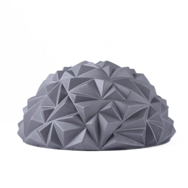 1pcs Children s Sense Training Yoga Half ball Water Cube Diamond Pattern Pineapple Ball Foot Massage 3