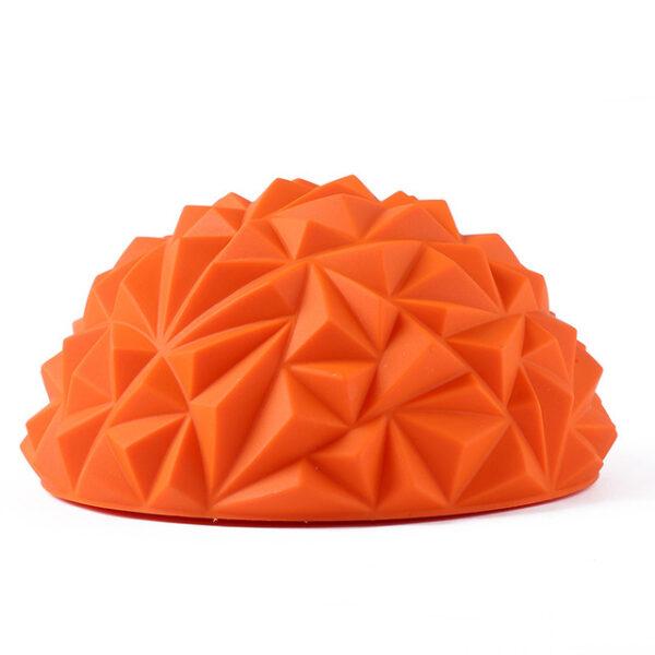 1pcs Children s Sense Training Yoga Half ball Water Cube Diamond Pattern Pineapple Ball Foot Massage 3.jpg 640x640 3