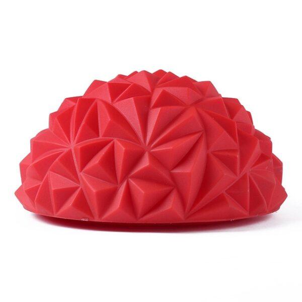 1pcs Children s Sense Training Yoga Half ball Water Cube Diamond Pattern Pineapple Ball Foot Massage 6.jpg 640x640 6