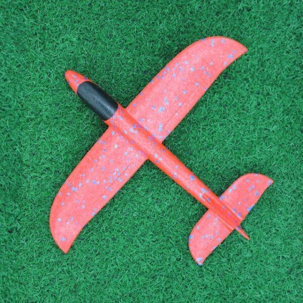 2018 DIY Kids Toys Hand Throw Flying Glider Planes Foam Aeroplane Model Party Bag Fillers Flying 10.jpg 640x640 10