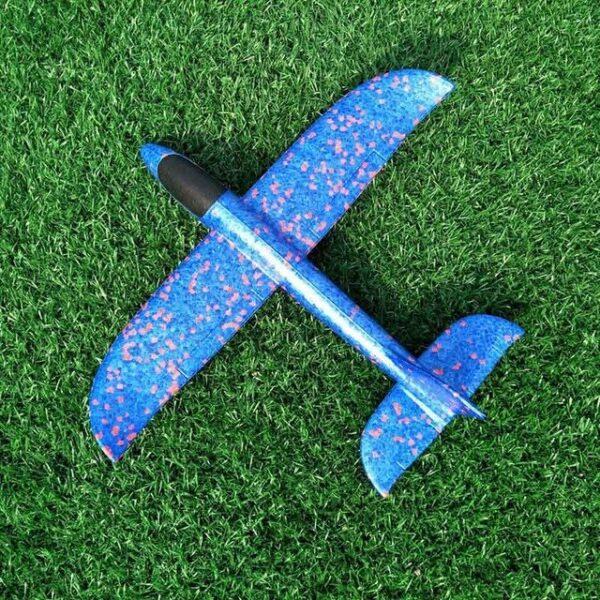 2018 DIY Kids Toys Hand Throw Flying Glider Planes Foam Aeroplane Model Party Bag Fillers Flying 12.jpg 640x640 12