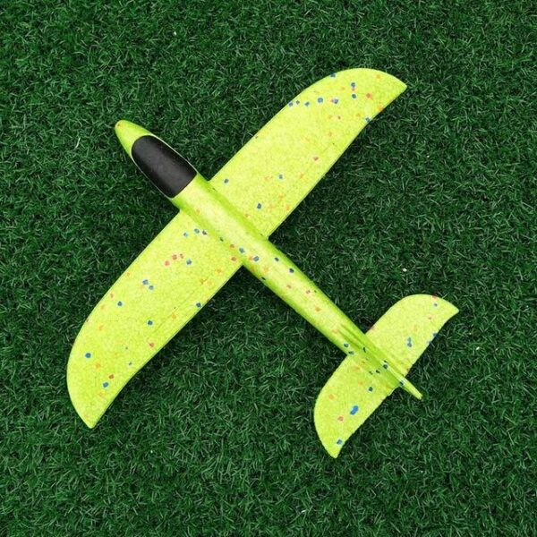 2018 DIY Kids Toys Hand Throw Flying Glider Planes Foam Aeroplane Model Party Bag Fillers Flying 13.jpg 640x640 13