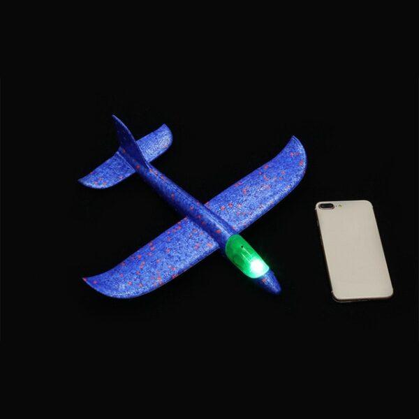 2018 DIY Kids Toys Hand Throw Flying Glider Planes Foam Aeroplane Model Party Bag Fillers Flying 2.jpg 640x640 2