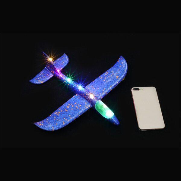 2018 DIY Kids Toys Hand Throw Flying Glider Planes Foam Aeroplane Model Party Bag Fillers Flying 7.jpg 640x640 7