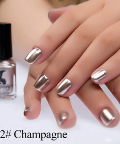 Metallic Nail Polish, Metallic Nail Polish