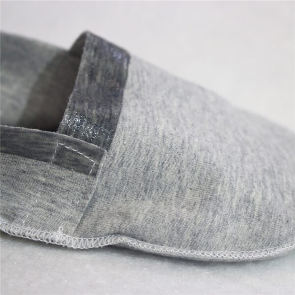 2019 High Quality Bamboo Fiber Cotton Men Socks Invisible Shallow Mouth Silicone Non Slip Short Socks 3