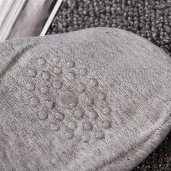 2019 High Quality Bamboo Fiber Cotton Men Socks Invisible Shallow Mouth Silicone Non Slip Short Socks 4