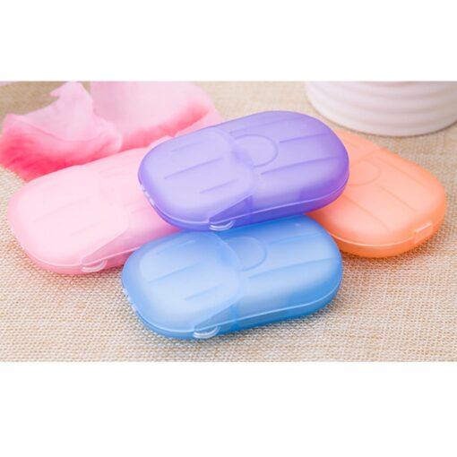 Travel Paper Soap, Travel Paper Soap
