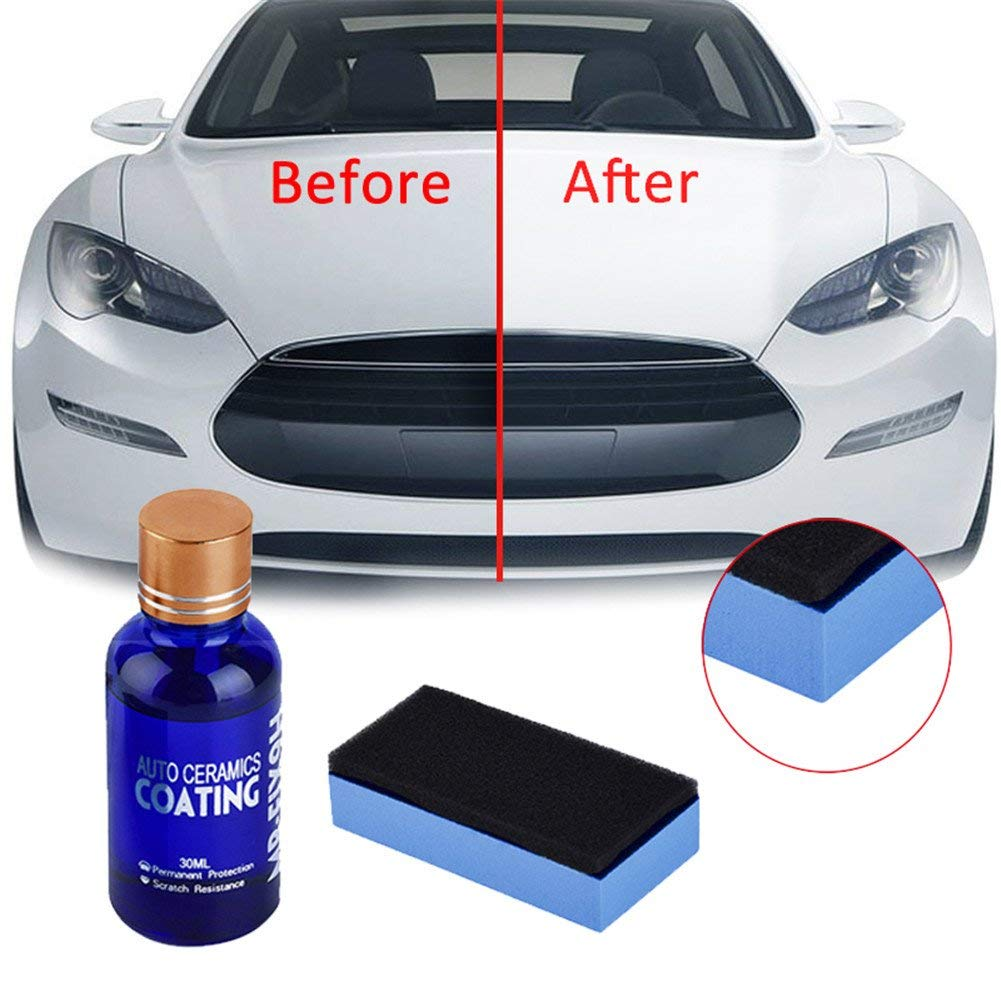 Super Ceramic Car Coating Protection - Not sold in stores
