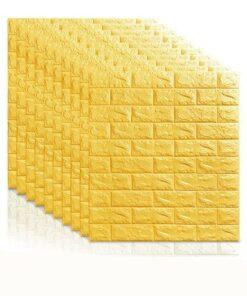 70 77 3D Brick Wall Stickers DIY Self Adhensive Decor Foam Waterproof Wall Covering Wallpaper For 12.jpg 640x640 12