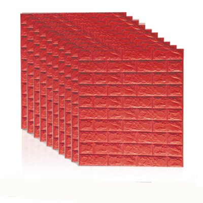 3d Self Adhesive Faux Foam Bricks Wallpaper Not Sold In Stores