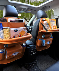 Car Seat Back Organizer, Car Seat Back Organizer