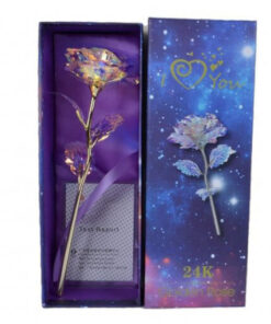 Drop Shipping Valentine s Day Creative Gift 24K Foil Plated Rose Gold Rose Lasts Forever Love 2 1.jpg 640x640 2 510x510 1