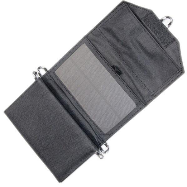 GGX ENERGY 8W Portable Solar Charger for Mobile Phone iPhone Folding Mono Solar Panel Foldable Solar 1 1