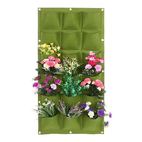 Vertical Hanging Growing Bag, Vertical Hanging Growing Bag