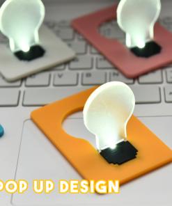 Foldable LED Pocket Lamp, Foldable LED Pocket Lamp