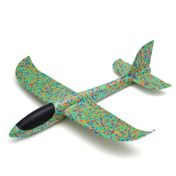 Kids Toys Hand Throw Flying Planes Foam Aeroplane Model Kid Outdoor Flaying Glider Toy EPP