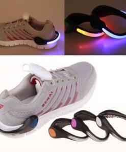 LED Shoe Clips, LED Shoe Clips