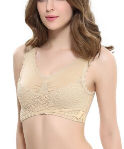 Side Buckle Bra, Side Buckle Bra