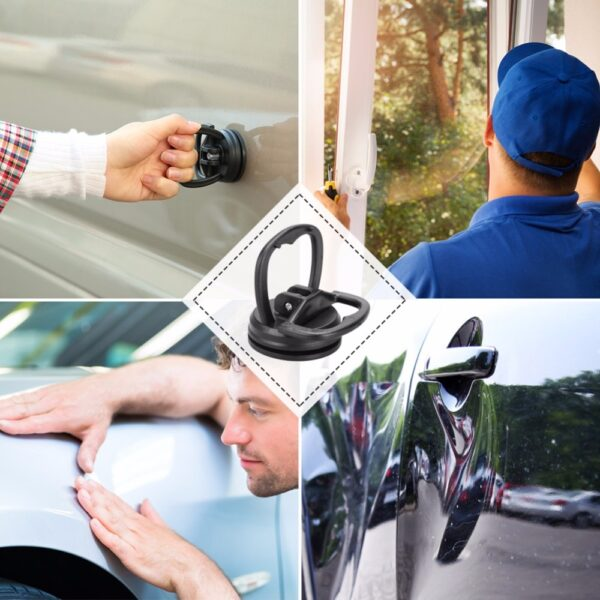 Mini Car Dent Remover Puller Auto Body Dent Removal Tools Strong Suction Cup Car Repair Kit 2