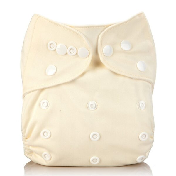 Mumsbest Reusable Baby Cloth Diaper washable Solid Color Baby Nappy One Size Adjustable Many Colors 1.jpg 640x640 1