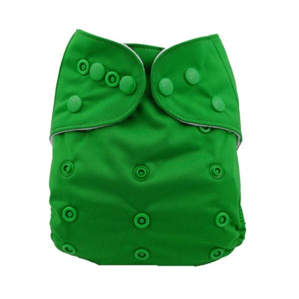 Mumsbest Reusable Baby Cloth Diaper washable Solid Color Baby Nappy One Size Adjustable Many Colors 12.jpg 640x640 12