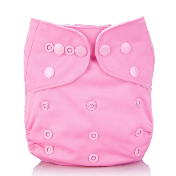 Mumsbest Reusable Baby Cloth Diaper washable Solid Color Baby Nappy One Size Adjustable Many Colors 2.jpg 640x640 2