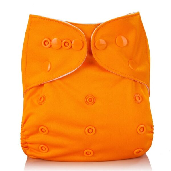 Mumsbest Reusable Baby Cloth Diaper washable Solid Color Baby Nappy One Size Adjustable Many Colors 5.jpg 640x640 5