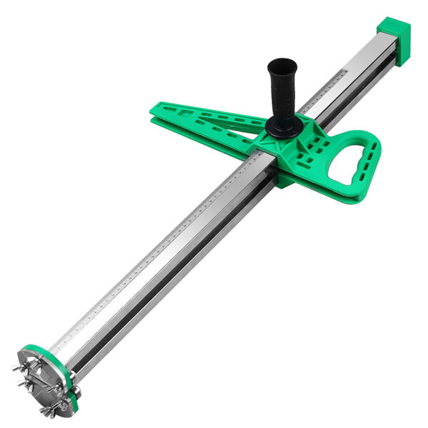 NEW Stainless Steel Manual Gypsum Board Cutting Artifact Roller Type Hand Push Drywall Cutting Tool 3