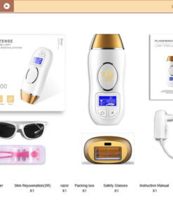 IPL Epilator Permanent Hair Removal Touch, IPL Epilator Permanent Hair Removal Touch