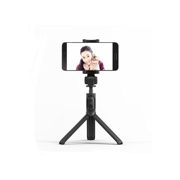 3-IN-1 Selfie Stick & Tripod with Bluetooth Remote