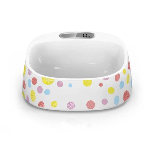 PETKIT Pet smartbowl Dog food bowl digital feeding bowl stand Smart Weighing Large dog slow feeder 1 1