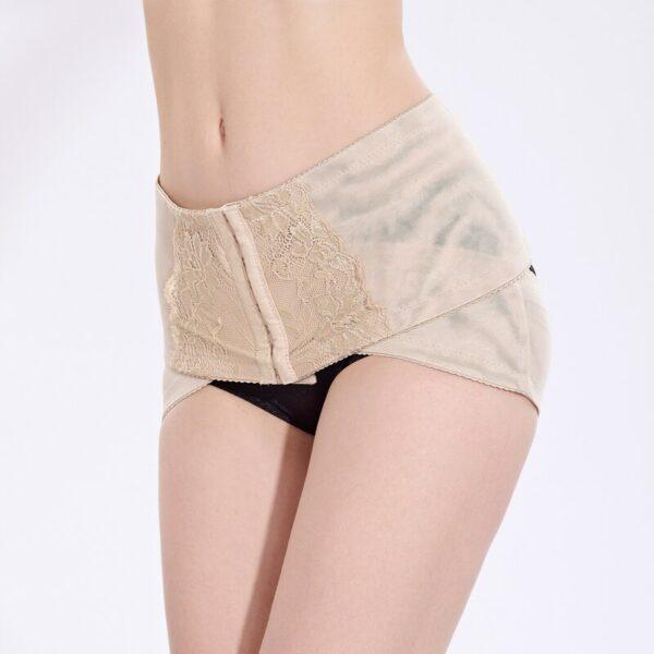 PRAYGER Women Pelvis Corrector Shaper Hook Control Waist Body Girdles Lift Butt Underwear Shaping Buttock Wrap 4